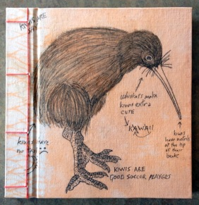 Kiwi; front cover