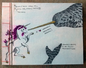 Narwhal; front cover