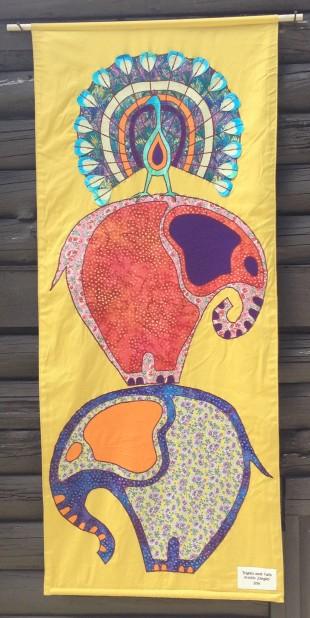 Banner, side B