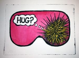 Hug? Pink