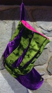 Cthulhu stocking
